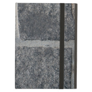 stone bricked wall iPad air covers