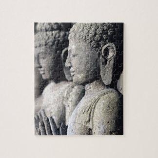 Stone Buddha statues Jigsaw Puzzle