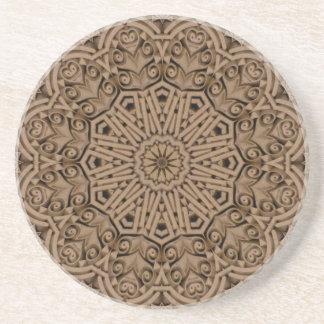 Stone Carver Coaster