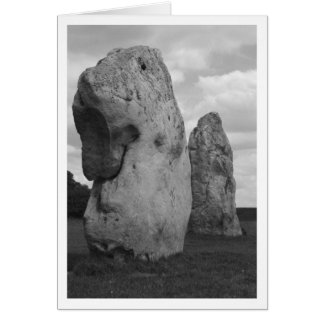 Stone Circle Card