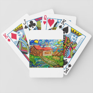 STONE COTTAGE POKER DECK