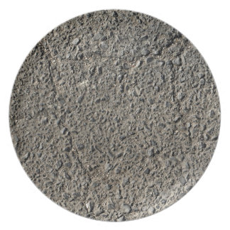 Stone Covered Plate