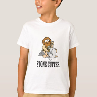 stone cutter man T-Shirt