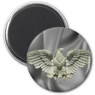 Stone Eagle Sculpture Magnets