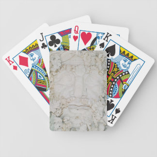 Stone-Face3 Bicycle Playing Cards