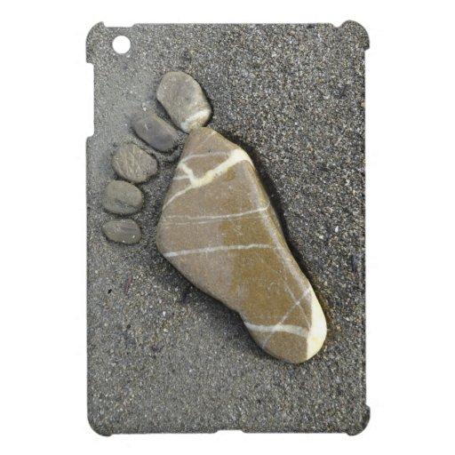 Stone foot iPad mini cases