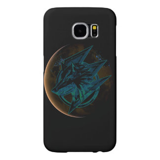 STONE GAMING WOLF NIGHT SAMSUNG GALAXY S6 CASES