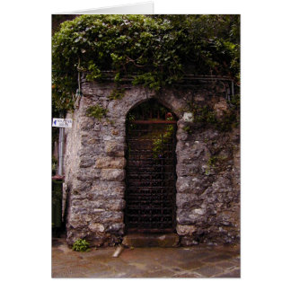 Stone Gate Card