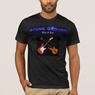 Stone Ground t-shirt