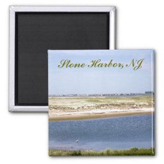Stone Harbor Point Magnet