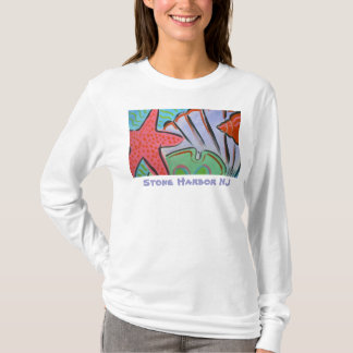 Stone Harbor Shells Tee Shirt