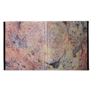stone iPad folio cover