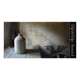 Stone Jar Colour Photo Card