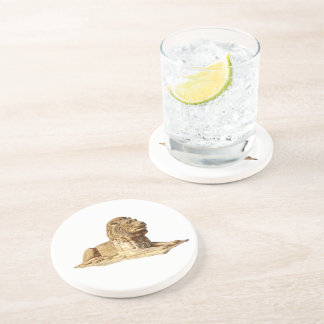 Stone Lion Beverage Coasters