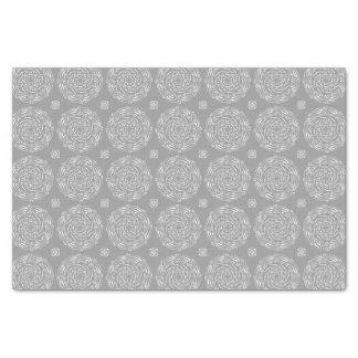 Stone Mandala Tissue Paper