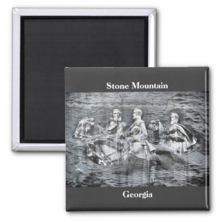 Stone Mountain, Georgia Magnet