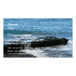 Stone Pier Business Cards