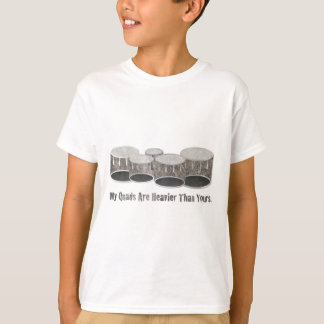Stone Quads T-Shirt