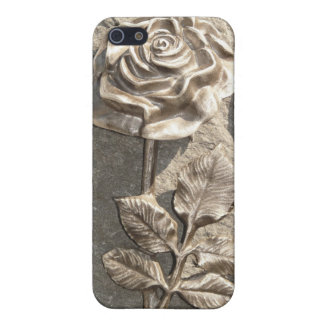 Stone Rose iPhone 5 Cover