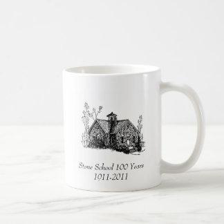 Stone School 100 Years Mug