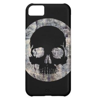 Stone skull iPhone 5C case