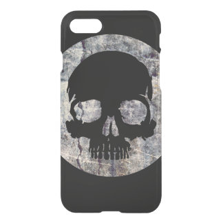 Stone skull iPhone 8/7 case