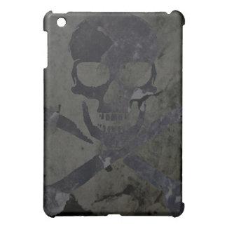 Stone Skull Speck Case 3 iPad Mini Cases