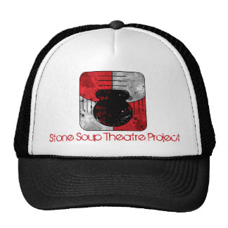 Stone Soup Logo Trucker Hat