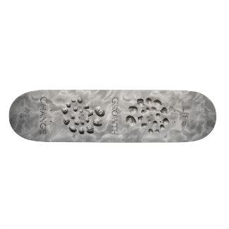 Stone Spiral Custom Skate Board