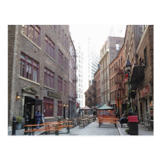 Stone street postcard