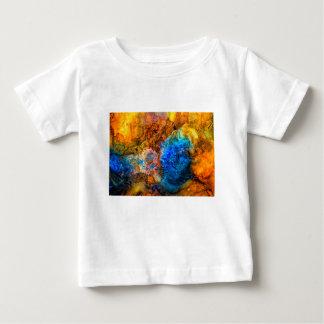 Stone texture paint baby T-Shirt