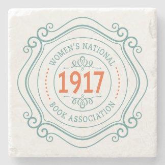 Stone Tile Coaster WNBA 1917 crest Logo Stone Coaster