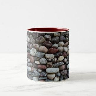 Stone Two-Tone Coffee Mug