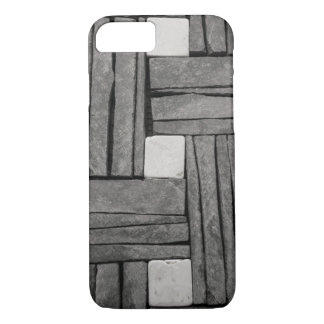 Stone Wall Basket Weave iPhone 7 Case