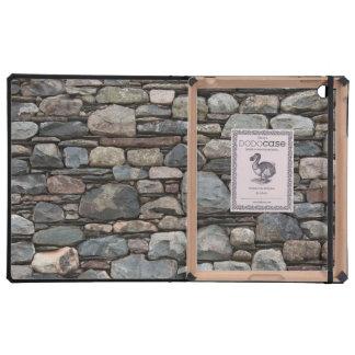 Stone Wall iPad Folio Case
