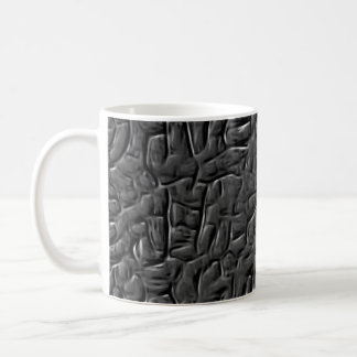 Stone Wall Color Quantized Coffee Mug