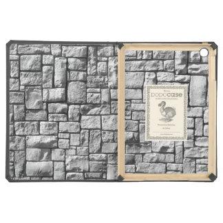 Stone Wall iPad Air Cases