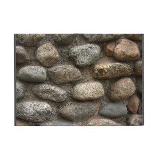 Stone wall iPad mini cover