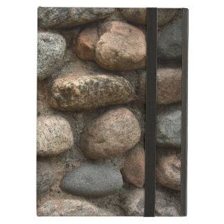 Stone wall iPad cover