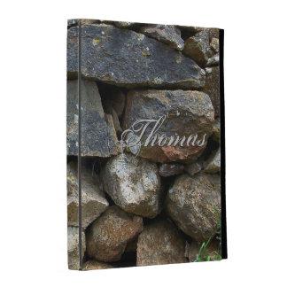 Stone Wall iPad Case Template