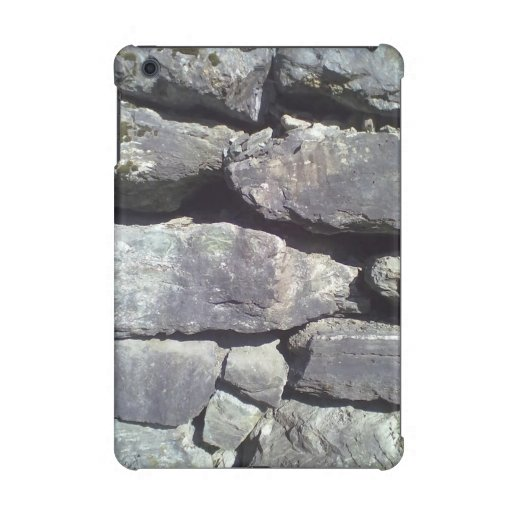 Stone Wall iPad Mini Cases
