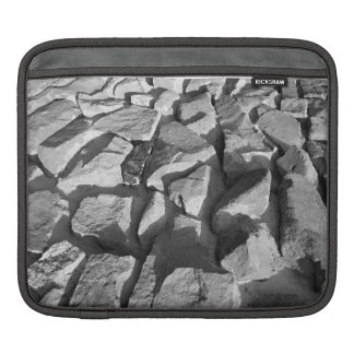 stone wall iPad sleeve
