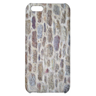 Stone With Cement Wall Texture Cover For iPhone 5C