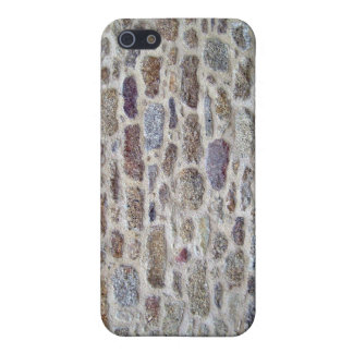 Stone With Cement Wall Texture iPhone 5 Covers