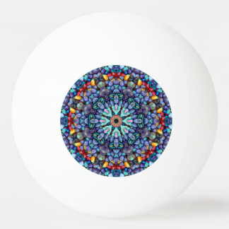 Stone Wonder Colorful Ping Pong Ball