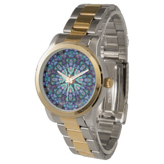 Stone Wonder Colorful   Vintage Womens Watch