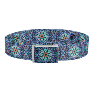 Stone Wonder Kaleidoscope Belt