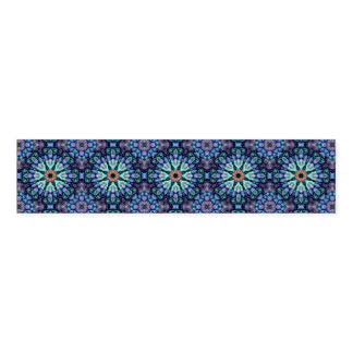 Stone Wonder  Kaleidoscope  Napkin Band