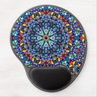 Stone Wonder  Vintage Kaleidoscope  Gel Mousepad