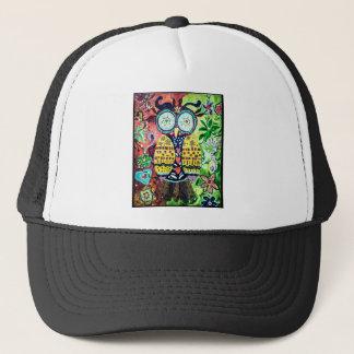 Stoned Owl Trucker Hat